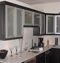 Aluminum fabrications works in kochi excel aluminium fabs works in cochin excel aluminium for Aluminium cupboard designs for kitchen